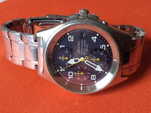 Relógio Seiko Chronograph