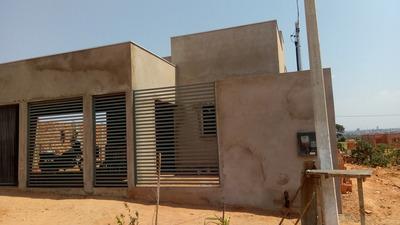 Casa Com 2 Quarto 1 Suite Sala Conzinha Area Com Garagem