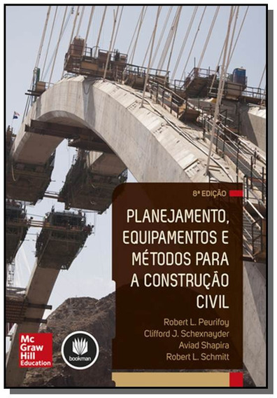Planejamento, Equipamentos E Metodos 8ed.