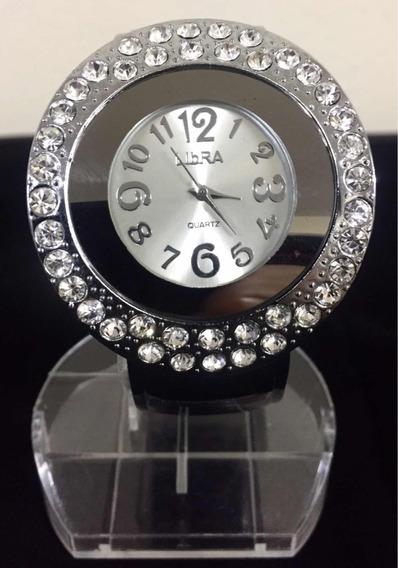 Relógio De Pulso Feminino Libra Produto De Mostruário
