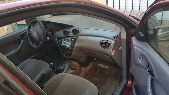 Ford Focus 1.8 Clx 2001 Nafta (la Plata) Leer Especificación