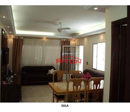 Imagem 1 de 20 de Sobrado Com 4 Dormitórios À Venda, 140 M² Por R$ 480.000,00 - Jardim Santa Maria - São Paulo/sp - So1628