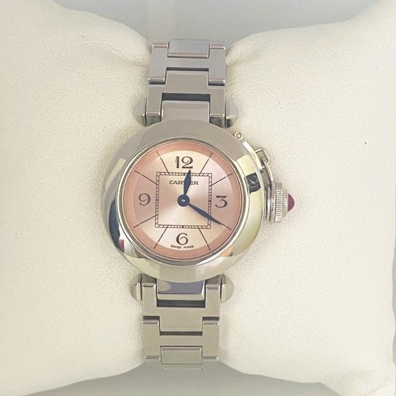 Reloj Dama Cartier Pasha 2973 Original