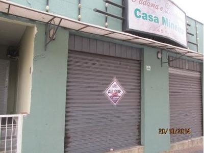 Salão Comercial Para Locação Em Limeira, Centro, 1 Banheiro - 4983