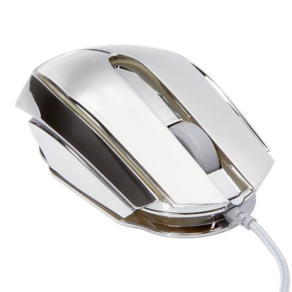 E 4ue Ótico 2400dpi Ajustável Usb Com Fio De Gaming Computad