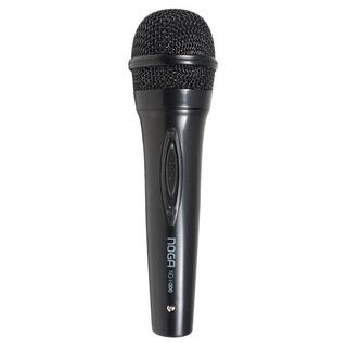 Micrófono Dinámico Noga 300 Cable Desmontable Fichas 3.5 6.5