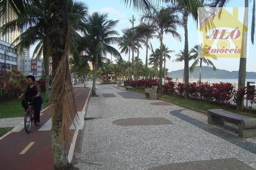 Apartamento À Venda, 145 M² Por R$ 798.000,00 - Vila Guilhermina - Praia Grande/sp - Ap0510