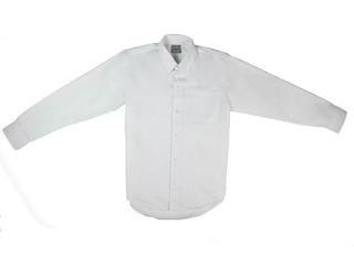 Camisa Oxford Trabajo Uniforme 8 Colores Ch - Xl