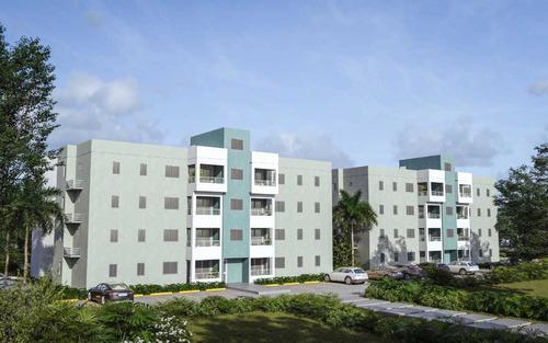 Imagen 1 de 6 de Espectacular Proyecto De Apartamentos En La Jacobo Majluta