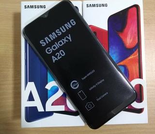 Samsung A20 32gb, Nuevo, Liberado