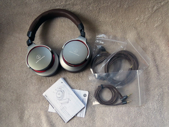 Headphone Hi-fi - Audio Technica Ath Msr7