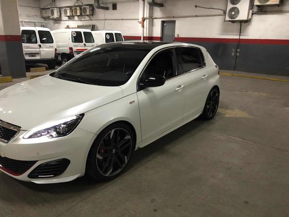 Peugeot 308 1.6 S Gti 2017