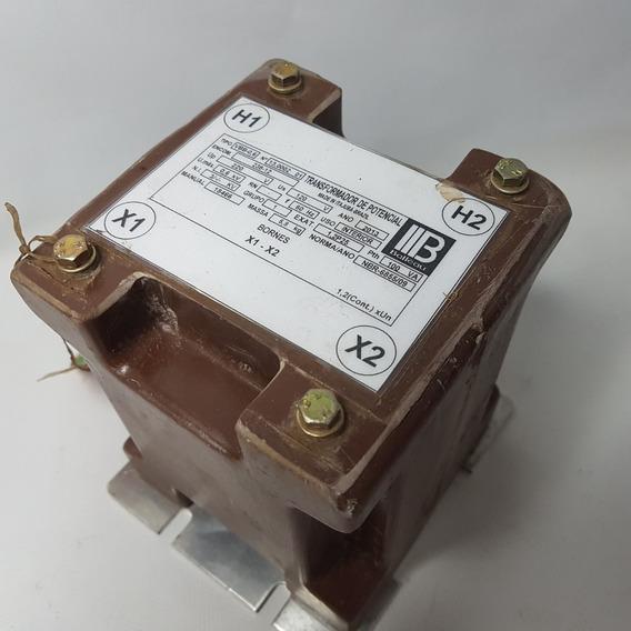 Transformador De Potencia Balteau Vbb-0,6 Up 220v Us 120v