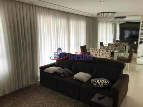 Apartamento Com 3 Dorms, Vila Progresso, Guarulhos - R$ 902 Mil, Cod: 6624 - V6624