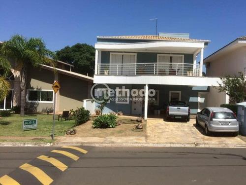 Casa - Venda - Campinas - Sp - Parque Rural Fazenda Santa Cândida - Ca00896 - 69249630