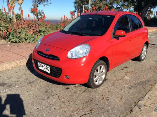 Nissan March  Extra Full1.6 Manual 2013