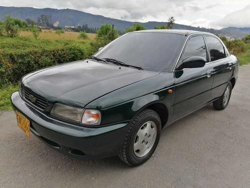 Chevrolet Esteem 1999 1.3l