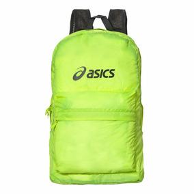 Mochila Asics Core Packable Verde Zrb2332