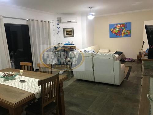 Apartamento A Venda No Bairro Balneário Guarujá Em - 284-1