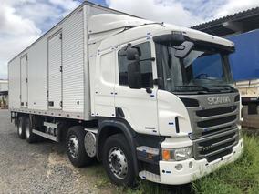 Scânia P310 2016 8x2 - Bitruck - Automático - Chassi