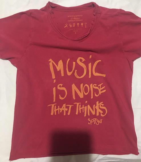Camiseta Infantil Masculino Espírito Santo 4