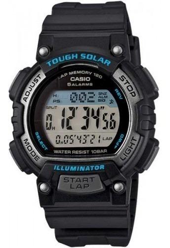 Relógio Casio Unissex Digital Stl-s300h-1adf *tough Solar