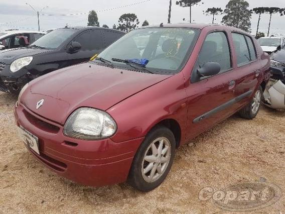 Clio Sedan Rl 1.0 16v 2003