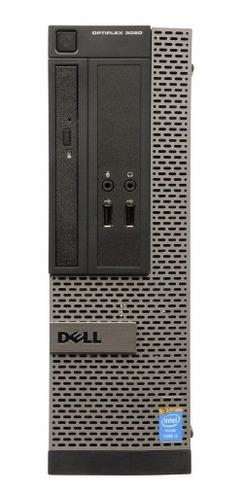 Desktop Dell Optiplex 3020 Corei3 Hd500 8gb Win7