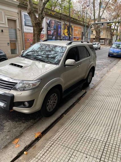 Toyota Sw4 3.0 Srv Cuero 171cv 4x4 5at - A4 2014