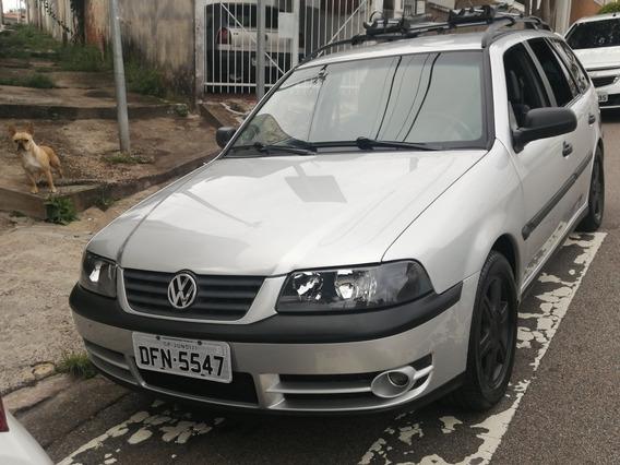 Volkswagen Parati Track Field