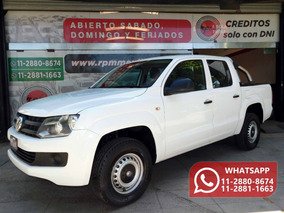 Volkswagen Amarok 2.0 Cd 4x2 Startline 2013 Rpm Moviles