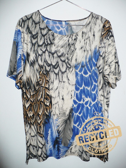 Remerón Mujer Seda Fría Talle L Vestir