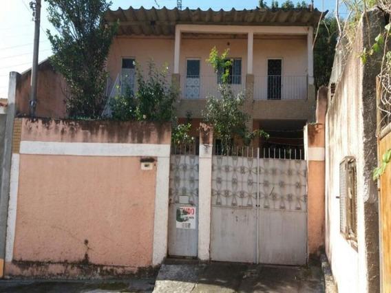 Centro/nova Iguaçu.casa 7 Quartos(1 Suíte), 3 Banheiros, Piscina E 4 Vagas De Garagem. - Ca00487 - 32690623