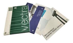 Manual Do Proprietário Original Gm Vectra Gt Gtx 2006 A 2011