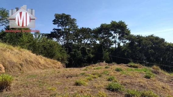 Lindo Terreno Rural, Com Belas Vistas Para As Montanhas, Próximo A Cidade, À Venda 2400 Metros Em Pinhalzinho. - Te0036