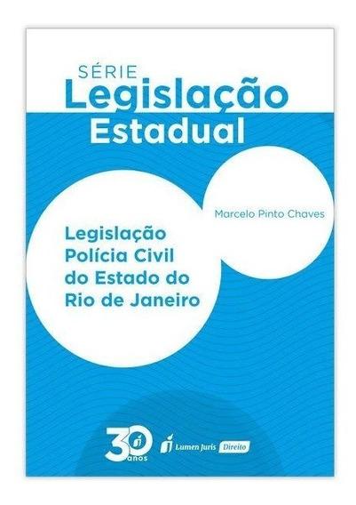 Legislação Polícia Civil Do Estado Do Rio De Janeiro