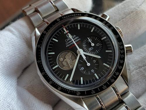 Relógio Omega Speedmaster Apollo 11 40th Moonwatch