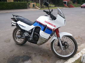 Moto Honda Transalp 89 Unica Excelente Titular