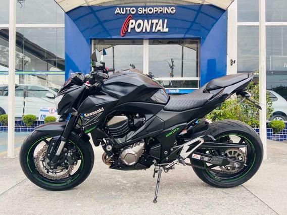 Kawasaki Z 800 Ano 2014 Com Abs Aceito Troca Carro E Moto