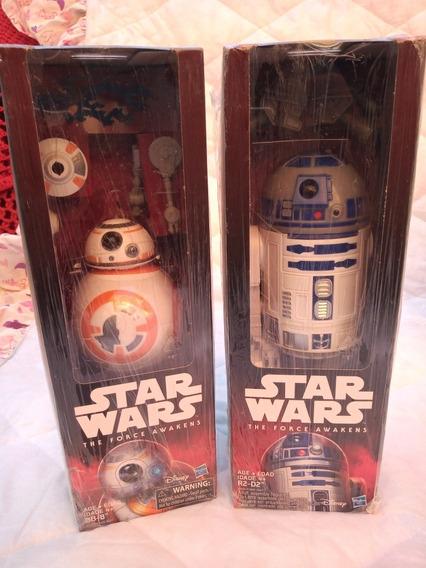 Star Wars Original Guerra Nas Estrelas Dois Robôres Coleção