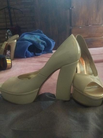 Zapatos Casi Sin Uso!!!!!!