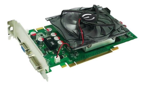 Placa De Video Geforce 9800gt 1gb Ddr3 256bits + Fuente 550w
