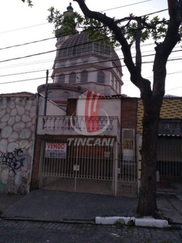 Imagem 1 de 13 de Sobrado Para Venda No Bairro Vila Santa Isabel - 163m - 6290