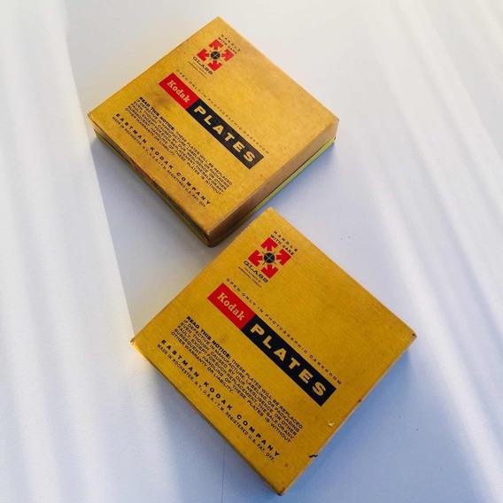 Aerographic Positive Plates Kodak Filme 2 Caixas Lacradas