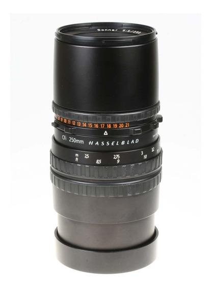 Lente Hasselblad Cfi Carl Zeiss Sonnar 250mm F5.6 T*