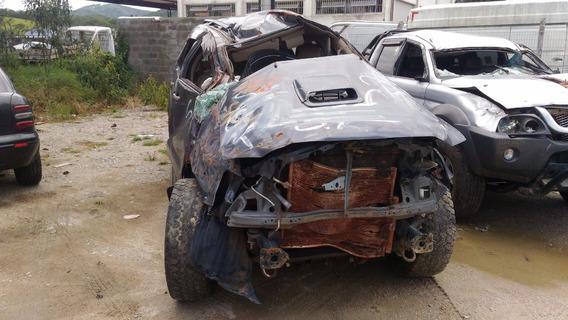 Sucata Toyota Hilux Sw4 2012 3.0 Automatica Sucata