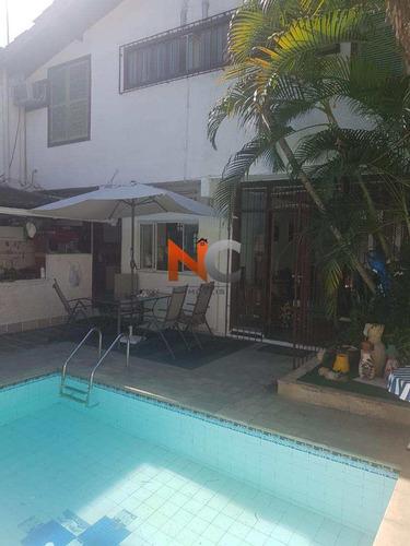 Imagem 1 de 30 de Casa Com 4 Dorms, Pechincha, Rio De Janeiro - R$ 850 Mil, Cod: 692 - V692
