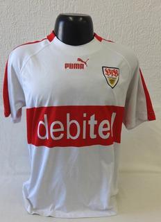 Camisa Stuttgart 2002 Puma Original - Debitel - Alemanha