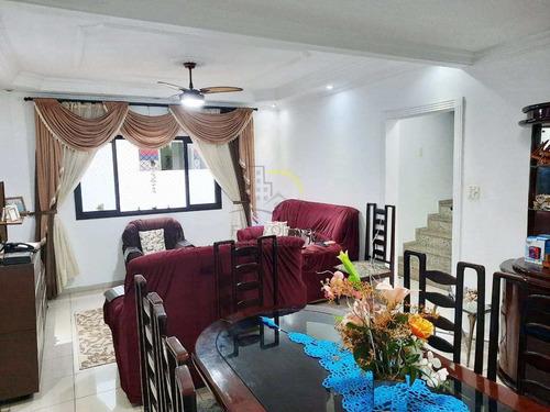 Casa De Condomínio Com 3 Dorms, Centro, São Vicente - R$ 599 Mil, Cod: 2779 - V2779