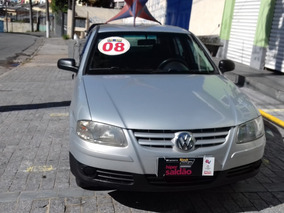 Volkswagen Gol 1.0 G4 Flex 4 Pts 2008 $ 13990 Financiamos